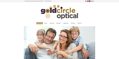 Gold Circle Optical