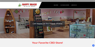Happy Shack Oils & More